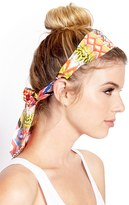 Forever 21 Abstract Geo Headband
