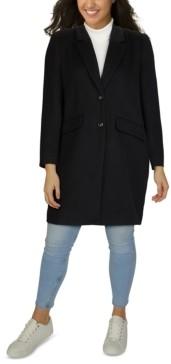 Jones New York Plus Size Walker Coat