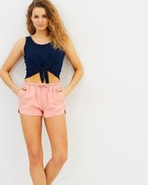 All About Eve Ivory Shorts