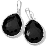 Ippolita Onyx Teardrop Earrings