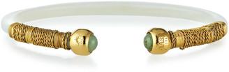 Gas Bijoux Sari Bangle Bracelet