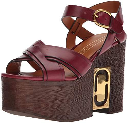 Marc Jacobs Women's Paloma Status Wedge Sandal