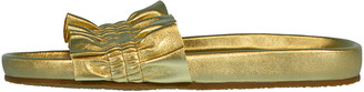 Ulla Johnson Rex Ruffle Flat Sandal
