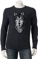 Men's Urban Pipeline® Wolf Crew Sweater