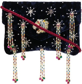 Gucci embellished star crossbody bag