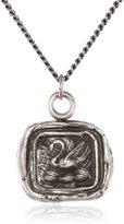 Pyrrha Sterling Silver Grace Talisman Necklace