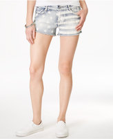 Vanilla Star Juniors' Stars & Stripes Denim Shorts