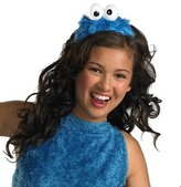 Disguise Women's Sesame Street Cookie Monster Adult Costume Headband