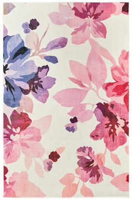Mohawk Prismatic Dalton Gardens Pink Rug, 5'x8'