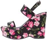 Warehouse High heeled sandals black