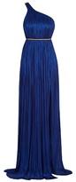 Maria Lucia Hohan Caipirinna silk-tulle pleated gown