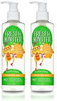 Fresh Monster Toxin-free Hypoallergenic 2-in-1 Kids Shampoo & Conditioner,2 Count