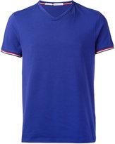 Moncler classic v-neck T-shirt - men - Cotton - S