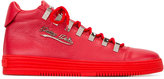 Philipp Plein Kelaa hi-top sneakers