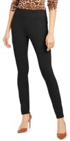 INC International Concepts Inc Wide-Waistband Skinny Pants, Created for Macy's