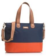 Storksak Infant Colorblock Diaper Bag - Blue