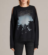 AllSaints Ceylon Unai Sweatshirt