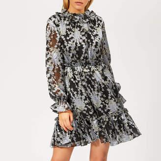 Ted Baker Women's Florae Graceful Ruffle Skater Dress