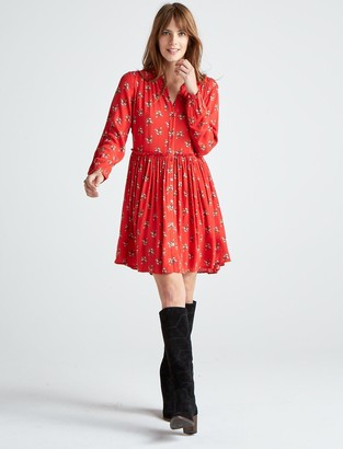 Lucky Brand Lola Shirt Dress