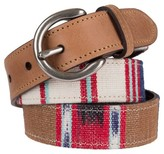 Mossimo Women's Guatemala Fabric Belt