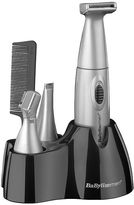 Babyliss for Men 6 in 1 Personal Grooming Kit