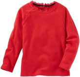 Osh Kosh Pointelle Top - Red - 5T
