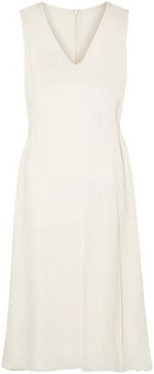 Akris Silk-georgette Midi Dress