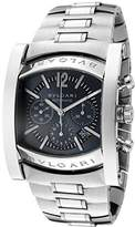 Bulgari Men's Assioma Mechanical/Automatic Chronograph Dial Stainless Steel