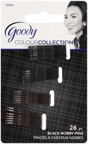 Goody Colour Collection 26-Count Black Bobby Pins