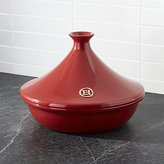 Crate & Barrel Emile Henry Red Tagine