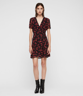 AllSaints Luca Eira Dress