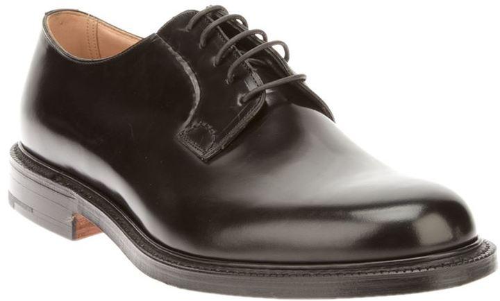 Church's lace up shoe