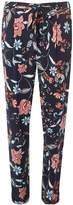 Dorothy Perkins Navy Tulip Floral Joggers