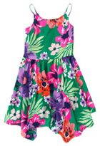 Crazy 8 Tropical Floral Dress