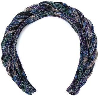 Missoni Braided Headband