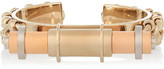 Givenchy Obsedia Cuff In Gold, Rose-gold And Silver-tone - M