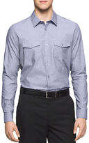 Calvin Klein Cool Tech Marquis Long Sleeve Shirt