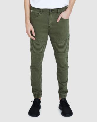 Standard Em2 Cuffed Biker Pants