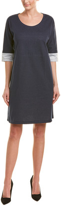 Lafayette 148 New York Relaxed Shift Dress
