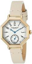 Akribos XXIV Women's AK771TN Gold-Tone Watch