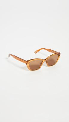 Chloé Willow Cat Eye Sunglasses