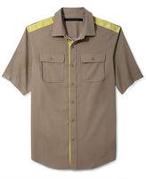 Sean John Shirt Big and Tall, Micro Dot Dobby Shirt