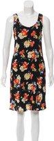 Sonia Rykiel Casual Floral Print Dress