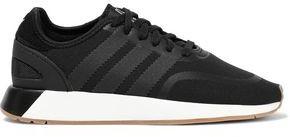 adidas N-5923 Leather-trimmed Neoprene Sneakers