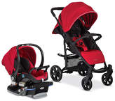 Combi Red Chili Shuttle Travel System Infant Car Seat & Stroller
