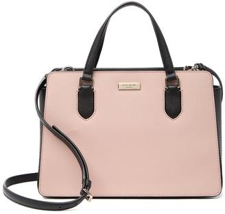 Kate Spade greer leather satchel