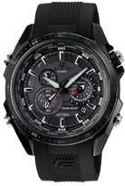 Edifice Casio Men's Analogue Quartz Watch with Resin Strap EQS-500C-1A1ER