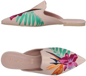 Pretty Ballerinas Mules