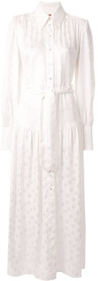Manning Cartell Australia Long Tie-Waist Shirt Dress