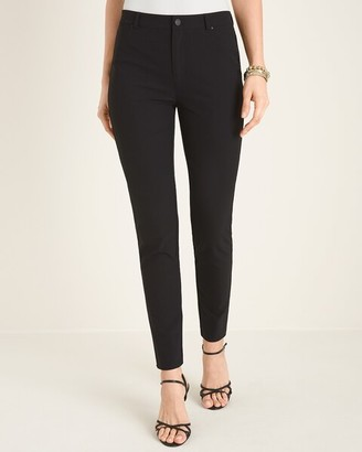 Chico's Chicos Tech Stretch Slim Ankle Pants